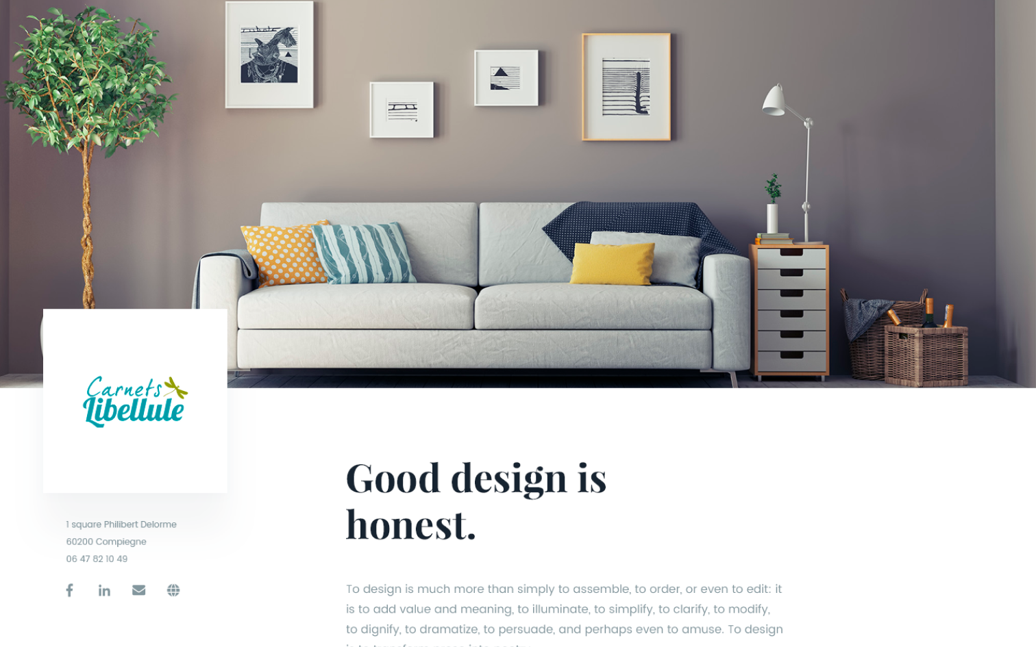 SPLANDEED Website – Company Profile